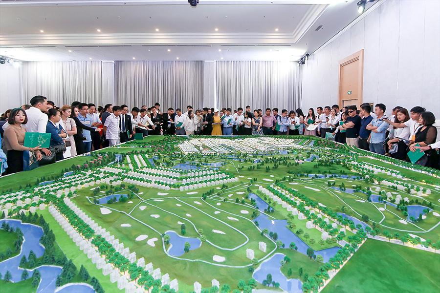 Dự án đất nền Hưng Thịnh, Căn hộ Q7 - Dự án đất nền Hưng Thịnh hot nhất 2018 vừa mở bán thành công ngoài dự kiến