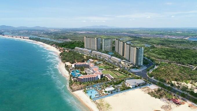 Dự án đất nền Hưng Thịnh, Căn hộ Q7 - Bất động sản nghỉ dưỡng Hồ Tràm sôi động trở lại
