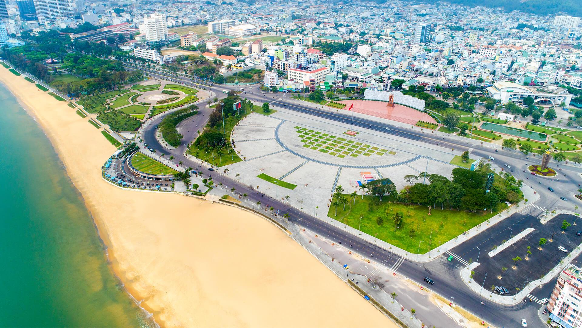 Dự án đất nền Hưng Thịnh, Căn hộ Q7 - QUY NHƠN - ĐIỂM ĐẾN MỚI CỦA NHÀ ĐẦU TƯ SECOND HOME