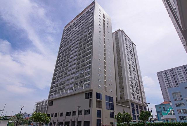 Dự án đất nền Hưng Thịnh, Căn hộ Q7 - Tiến độ thi công căn hộ Richmond City đến tháng 5 năm 2020