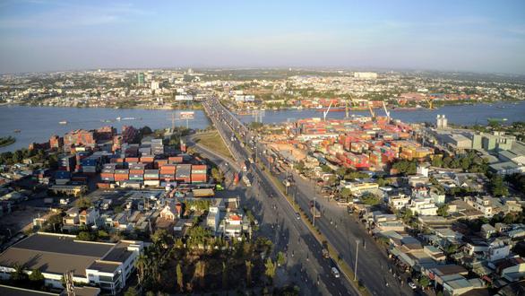 Dự án đất nền Hưng Thịnh, Căn hộ Q7 - 2.200 TỈ XÂY CẦU NHƠN TRẠCH NỐI TP.HCM - ĐỒNG NAI
