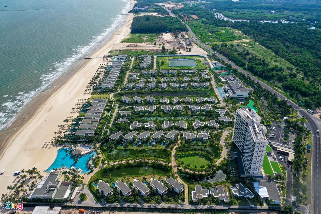 Dự án đất nền Hưng Thịnh, Căn hộ Q7 - Biệt thự biển giá 40 tỷ đồng/căn ở Hồ Tràm