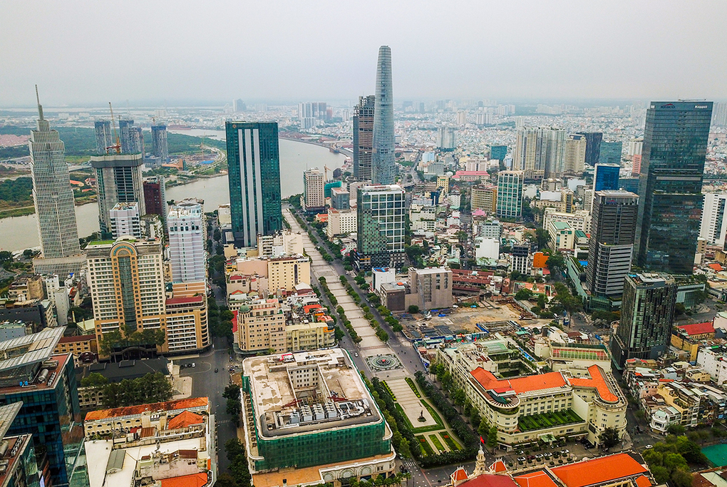 Dự án đất nền Hưng Thịnh, Căn hộ Q7 - TP HCM DỰ KIẾN SÁP NHẬP BA QUẬN VÀ 19 PHƯỜNG